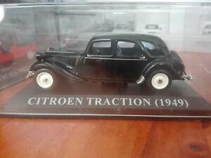 CITROEN TRACTION  (1949)  1/43 IXO ALTAYA