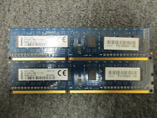 4GB 2 X 2GB DDR3 PC3-12800U 1600MHz 240PIN Memory RAM DIMM Desktop W/WARRANTY