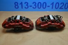 2006 W219 Mercedes Cls55 Sl55 Amg Front 8 Piston Brembo Brake Calipers Pair