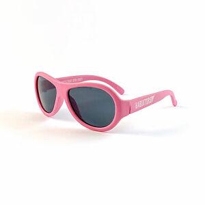 Babiators Aviator UV Protection Children's Sunglasses Pink 0-2 Years