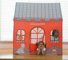"NEW J'Adore Kids' Firehouse Pop-Up Playhouse Tent dimensions 49""L x37.4""W x 54""H"
