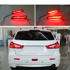 2x For Mitsubishi Outlander Sport ASX 2011-2012 Rear Left Right Tail Light LED