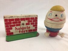 VTG Holgate Toys Humpty Dumpty AS-IS for parts or repair