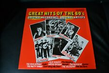 Various – Great Hits Of The 60's Vinyl LP Contour – 6870 618