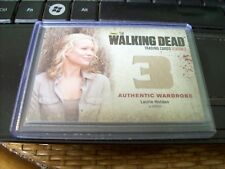 The Walking Dead Wardrobe Card Andrea Laurie Holden