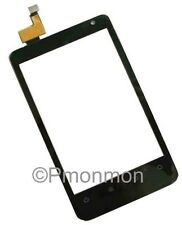 ZTE Cricket Engage LT N8000 Touch Screen Digitizer Top Glass Replacement Black
