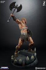 SIDESHOW EXCLUSIVE NEW!!  HE-MAN PREMIUM FORMAT Figure Statue MARVEL Bust SHE-RA