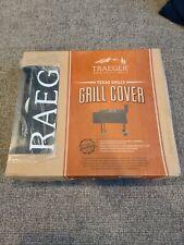 Traeger Texas Elite Full Length Grill Cover Black BAC338