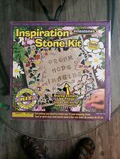 Mosaic Stepping Stone Kit Inspiration 601950112791new sealed. 060-0015