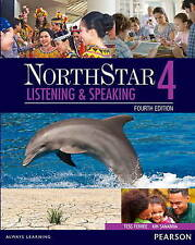 USED (GD) NorthStar Listening and Speaking 4 with MyEnglishLab (4th Edition)