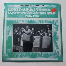 LOUIS ARMSTRONG Satchmo's Collectors Items...LP MCA REC MCA-1322 US 1980 M 4C
