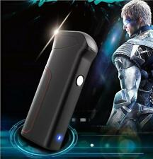 Inferno Spacewar Design Dual Beam Lighter-No Gas, Wind&Water proof, Rechargeable