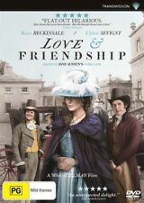 Love & Friendship (Dvd) Drama, Comedy, Romance Kate Beckinsale, Chloë Sevigny
