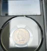 1908 Indian Cent Penny  ---- PCGS MS-64 RB Just Slabbed ----  #471