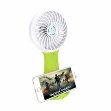 4-in-1 Mini USB Cooling Fan 3 Modes Desktop Phone Holder Stand Handheld Travel