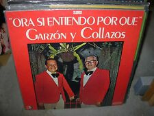 GARZON & COLLAZOS ora si entiendo por que ( world music ) - colombia -