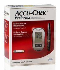 Accu-chek performa-Glucometer with-10-Test-Strips Inside