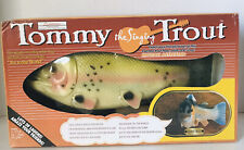 Tommy The Singing Trout Motion Activated NOS NEW (1G)