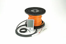 Warm All Indoor Radiant Floor Slab Heating System - 240V - 75 Sq/Ft