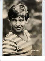 DDR Starfoto Television Cinema Film Schauspieler Actor 1968 Jaroslav Bradac Foto