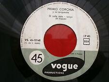 PRIMO CORCHIA O sole mio / avant de mourir VS 45 12140 JUKE BOX