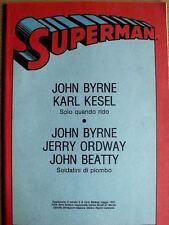 Superman - supplemento n°5 di Corto Maltese 1990  [G.187]