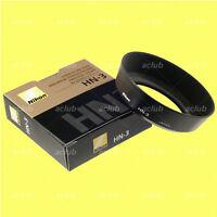 Genuine Nikon HN-3 Metal Lens Hood for AiS AI-S 35mm f/2 f/1.4 Micro 55mm f/2.8