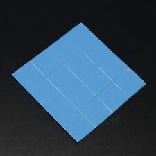 160pcs (15x15x1mm/pcs) Thermal Conductive Pads Heatsink Chip Compound Pad