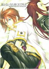 Tales of the Abyss doujinshi Asch x Luke  If You Won't Come, I'll Call for You U