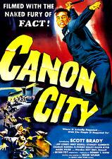 Canon City (DVD) Scott Brady, Jeff Corey, Whit Bissell