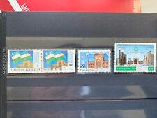 Uzbekistan Mnh Stamps 1992 Issues