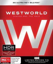 Westworld : Season 1 (Blu-ray, 2017, 6-Disc Set)