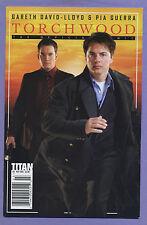 Torchwood #3 2010 Photo Cv Doctor Who Lloyd Moran Guerra Grist Willsher Titans L