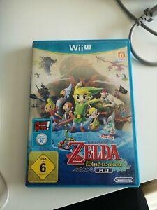 The Legend of Zelda: The Wind Waker HD (Nintendo Wii U, 2013,  Topzustand