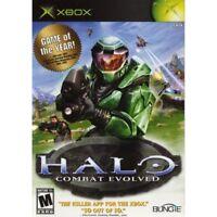 Halo: Combat Evolved Game For Original Xbox Very Good Xbox Original 4Z