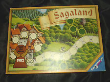 Sagaland Spiel des Jahres Brettspiele