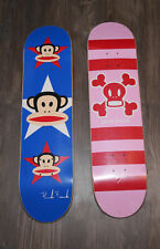 Rare Paul Frank Skateboard Decks