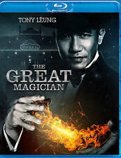 The Great Magician Blu-ray Tony Leung