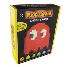 Pac Man Ghost Light USB Powered Pacman Multi Colored Decorative Desk Night Lamp