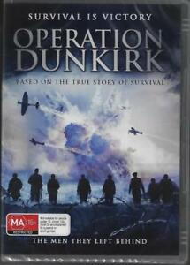 Operation Dunkirk DVD New and Sealed Australian Release