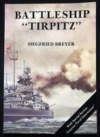 """Battleship """"Tirpitz""""- Siegfried Breyer"""