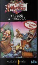 Els meus Monstres : Terror a l'escola Thomas Brenzina CATALÀ INFANTIL ED CRUILLA