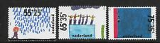 Netherlands- 1988 - Child Welfare Stamps - Kinderzegels - Child & Water - MNH