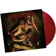 ATROCITY - OKKULT LP RED VINYL SEALED LTD IMPORT OUT OF PRINT FREE U.S. SHIPPING
