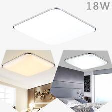 LED Lampada Soffitto Plafoniera Moderna Luce Salotto IP44 Dimmerabile 12W - 96W