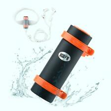 BBGear 8GB Waterproof MP3 Swimming Diving Music Player Support FM Sports MP3 wit