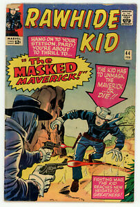 RAWHIDE KID #44 (Marvel 1965) VG condition NO RES