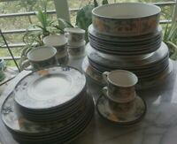 Mikasa Intaglia Garden Harvest Pattern Stoneware Pick Piece & Quantity You Need