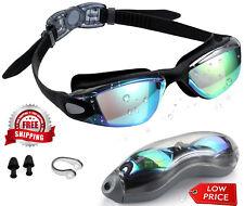 Swim Googles,Zerhunt Professional Swiming Goggles No Leaking Anti Fog UV with