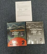 Apologia Exploring Creation with Physical Science 2nd Ed Set: Text & Solutions